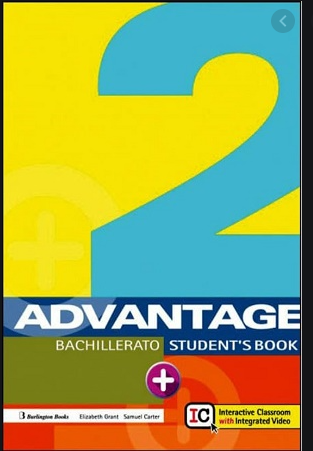 Advantage 2 Bachillerato Students Book answer key solucionario