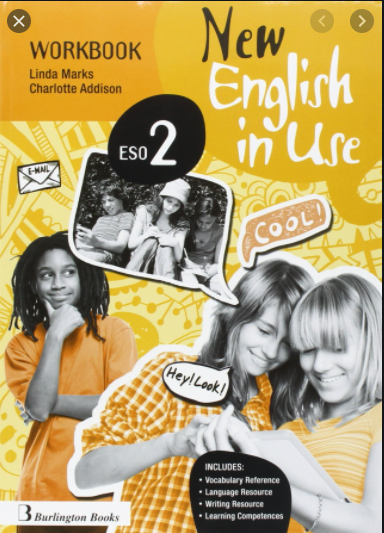 New English in Use 2 ESO WoorBook PDF